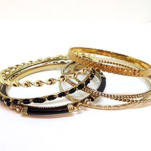 Jewelry - Bracelets LOT Of 7 Bangles